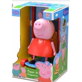 Peppa Pig De Empurrar