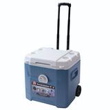 Caixa Térmica Cooler Igloo Quantum Maxcold 49 Litros Rodas