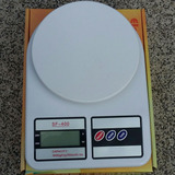 Balanza / Peso Digital De Cocina 10kg, Nuevo -