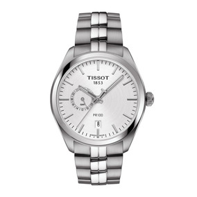 Reloj Tissot Pr 100 Dual Time - T1014521103100