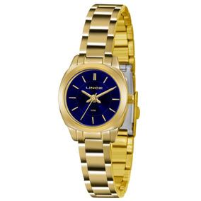 3643b22108e Relógio Lince Feminino Azul - Relógio Lince no Mercado Livre Brasil