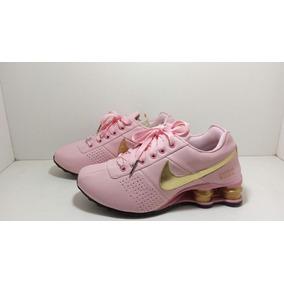 Tênis Nike Shox Deliver Junior Nz 4 Molas Masc Femi-promoção