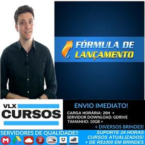 Fórmula De Lançamento Curso - Erico Rocha + 6000 Brindes