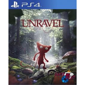 Unravel Ps4 | Digital Español Juga Con Tu Usuario Oferta!