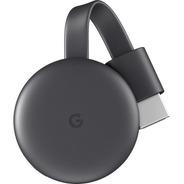 Google Chromecast 3 Novo Lacrado Original
