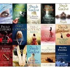 Paulo Coelho - Mega Pack Digital - Super Oferta 18 Ebooks