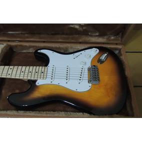 Guitarra Electrica Stratocaster Con Estuche - Customizadas