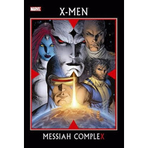 X-men Messiah Complex Historia Completa Marvel En Inglés