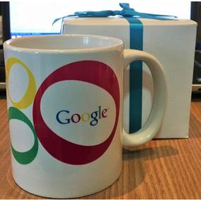 Caneca De Porcelana Google