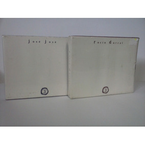 Jose Jose Rocio Durcal Cassete Triples 3 Kct Box Set Nuevos