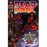 Comic Deadpool Vol 1 (completo) + Bonus - (formato .cbr)