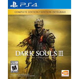 Dark Souls 3 Fire Fades Edition Ps4 Fisico New Full Gamer