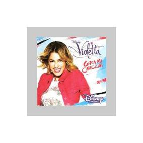 Violetta Gira Mi Cancion Cd Nuevo