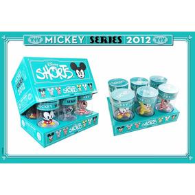 Colección Disney Shorts Mickey Mouse 6 Fig Original Sellado