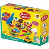 Kit Massinha De Modelar Dm Toys - Modele E Brinque