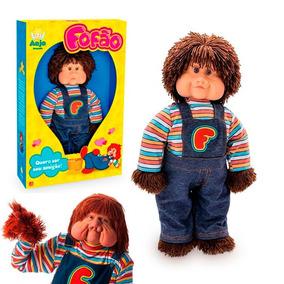 Boneco Brinquedo Fofão Original Licenciado 45cm