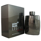 Perfume Mont Blanc Legend Intense 100ml ! Envio Gratis !