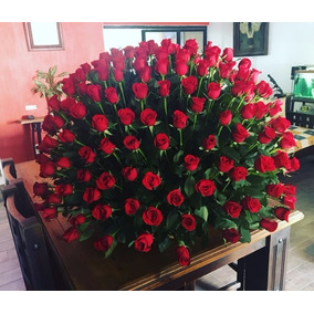 Arreglos Florales 250 Rosas Rojas Envio Gratis Cdmx