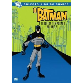 Dvd O Batman - A Terceira Temporada Volume 2