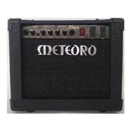 Cubo Amp. Meteoro Space Júnior 35gs 35w P/ Guitarra +brinde
