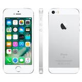 Iphone Se Prata 32gb Apple Lacrado