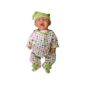 Boneca Reborn Sleepy Frog - Com Acessórios Shiny Toys