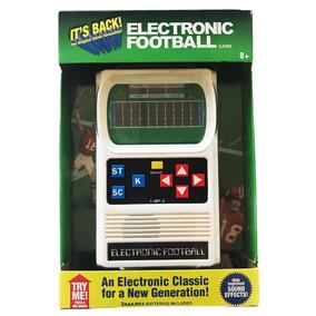 Maquinita Electronic Football... Nuevo Y Envío Gratis !!!