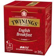 Té Twinings English Breakfast