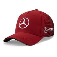 Novo Boné Mercedes Amg Petronas F1 - Ed. Especial Vinho 2020