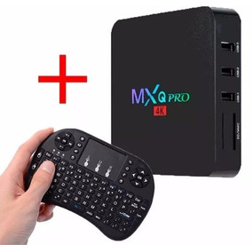 Convertidor A Smart Tv + Mini Teclado Retroiluminado