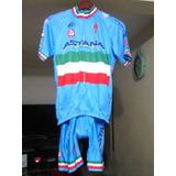Jersey Y Bibshort Ciclismo