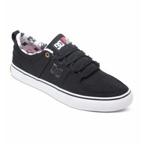 Dc Shoes Lynx Vulc X Ben Davis Adys300263 Blr Negro Rojo