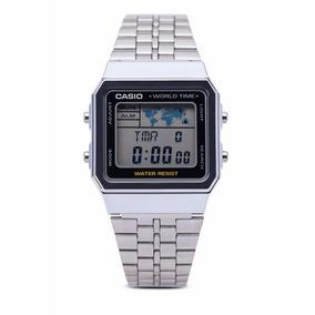 955782112e6 Casio A500wga 1df Prata - Relógios no Mercado Livre Brasil