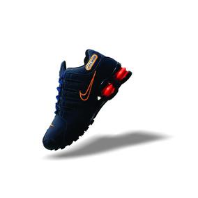 Tênis Nike Shox Nz 4 Molas Deliver Foto Original Masculino