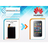 Pantalla Lcd Huawei G7300 100% Original Con Garantia