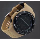 Relógio Tático Militar Skmei Display 0989 Prova D`água Frete