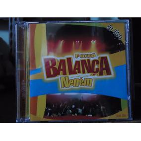 Cd Forró Balança Neném Ao Vivo Vol.03 Raro Novo Promoção