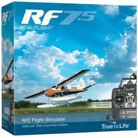 Simulador Voo Realflight 7.5 + Expansões