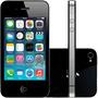 Iphone 4s 8gb Original Anatel Nf+capa+película+frete Grátis