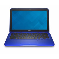 Laptop Dell Inspiron 3162 11.6 Intel N3050, 2gb, 500gb, Azul