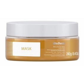 Máscara De Ouro Vita Mask 240g