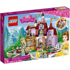 Lego Disney Princess 41067 Castillo Encantado De Bella 374 P