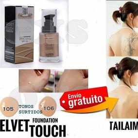 2pz Maquillaje Tailamei Cobertura Maxima Para Tatto Caja