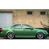 Estribos R32 Para Jetta A4 1999 - 2007 Golf Mk4 2000 - 2006