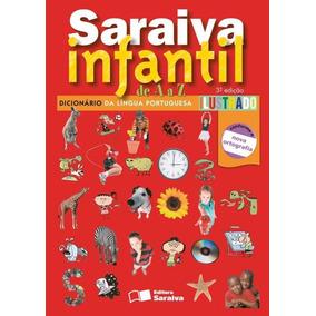 Saraiva Infantil De A A Z - Dicionário Da Língua