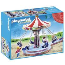 Juego Sillas Voladoras Con Luces Playmobil 5548
