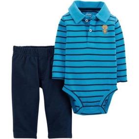 Camisa Pantalon Carters Talla 6-9 Meses Envio Gratis