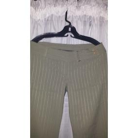 Pantalon De Vestir Para Dama Talle M