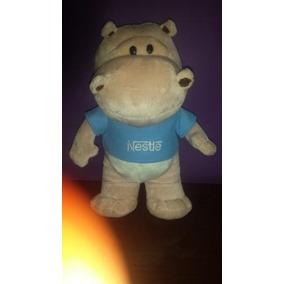 Pelúcia - Hipopótamo Nestle