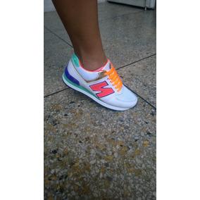 Zapatos New Balance De Dama Y Mujer